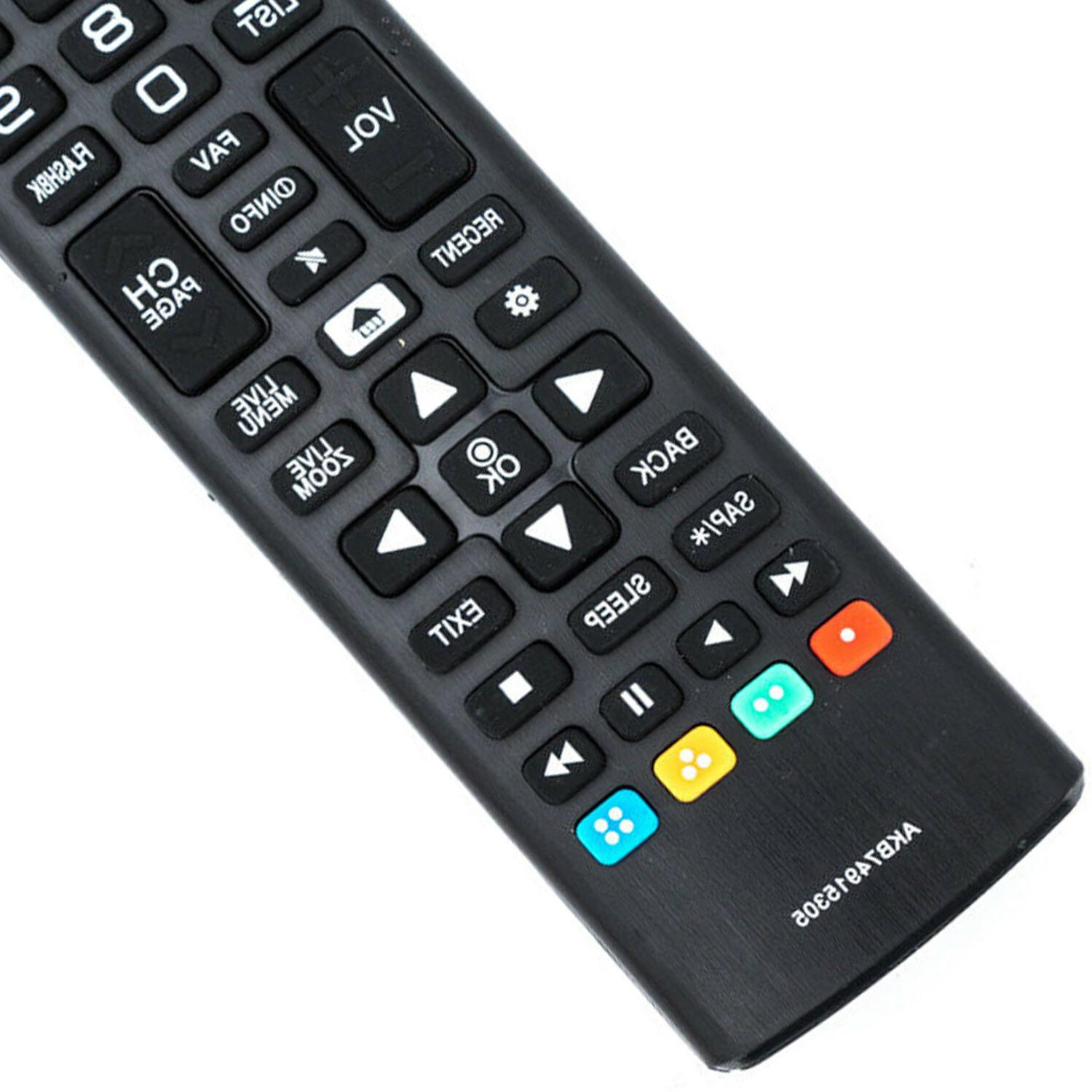 New LG Smart Remote AKB74915305 49UH6030