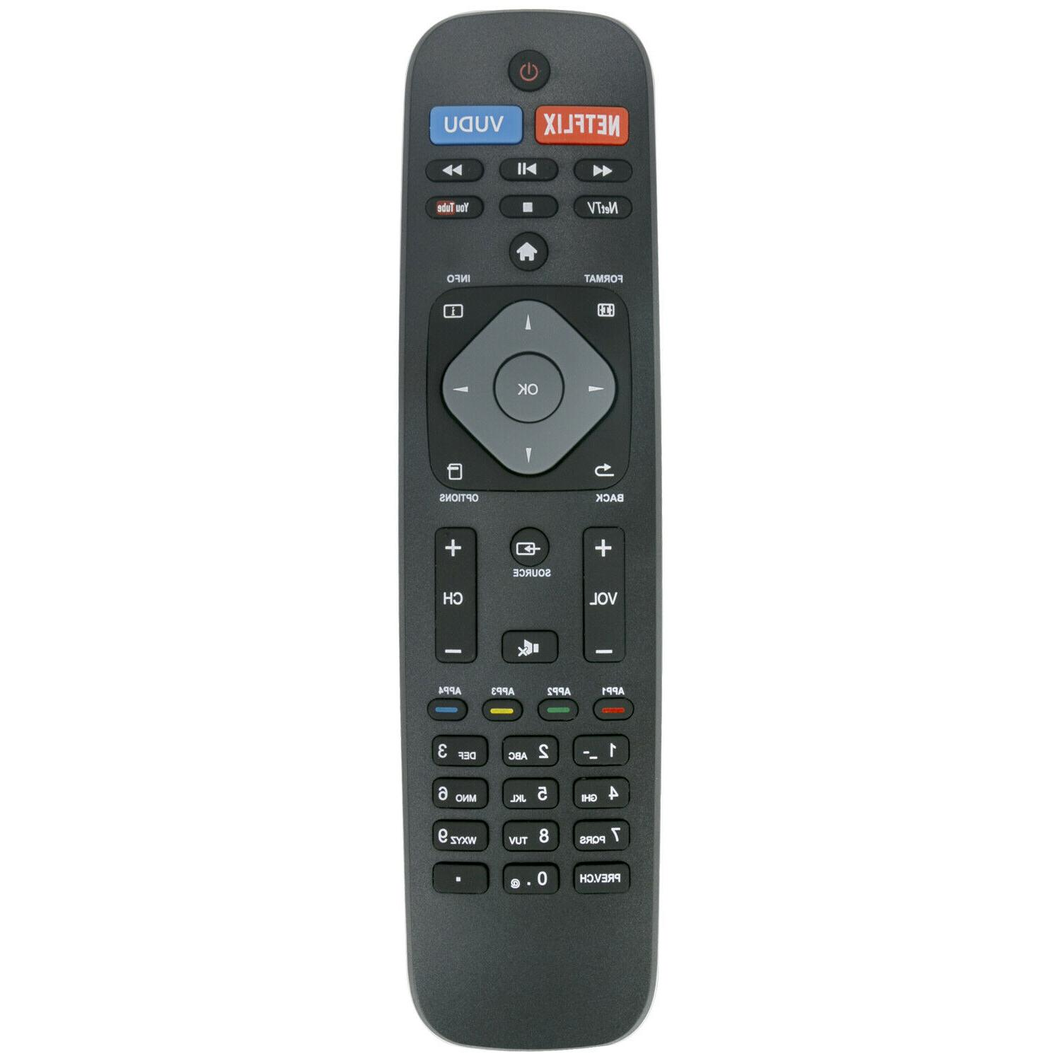 New Smart TV Remote Control for Philips