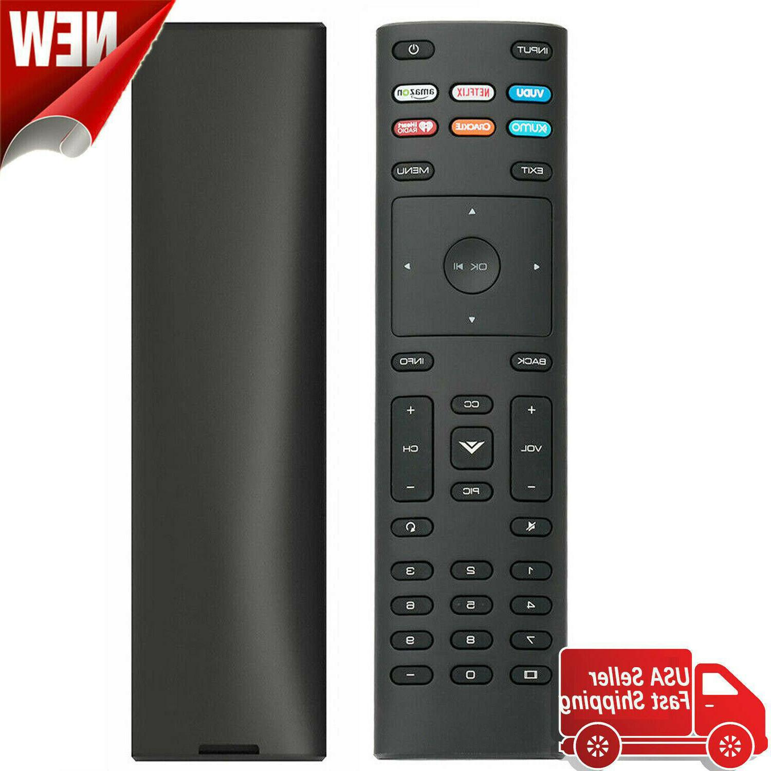 Vizio XRT132 TV Remote Control