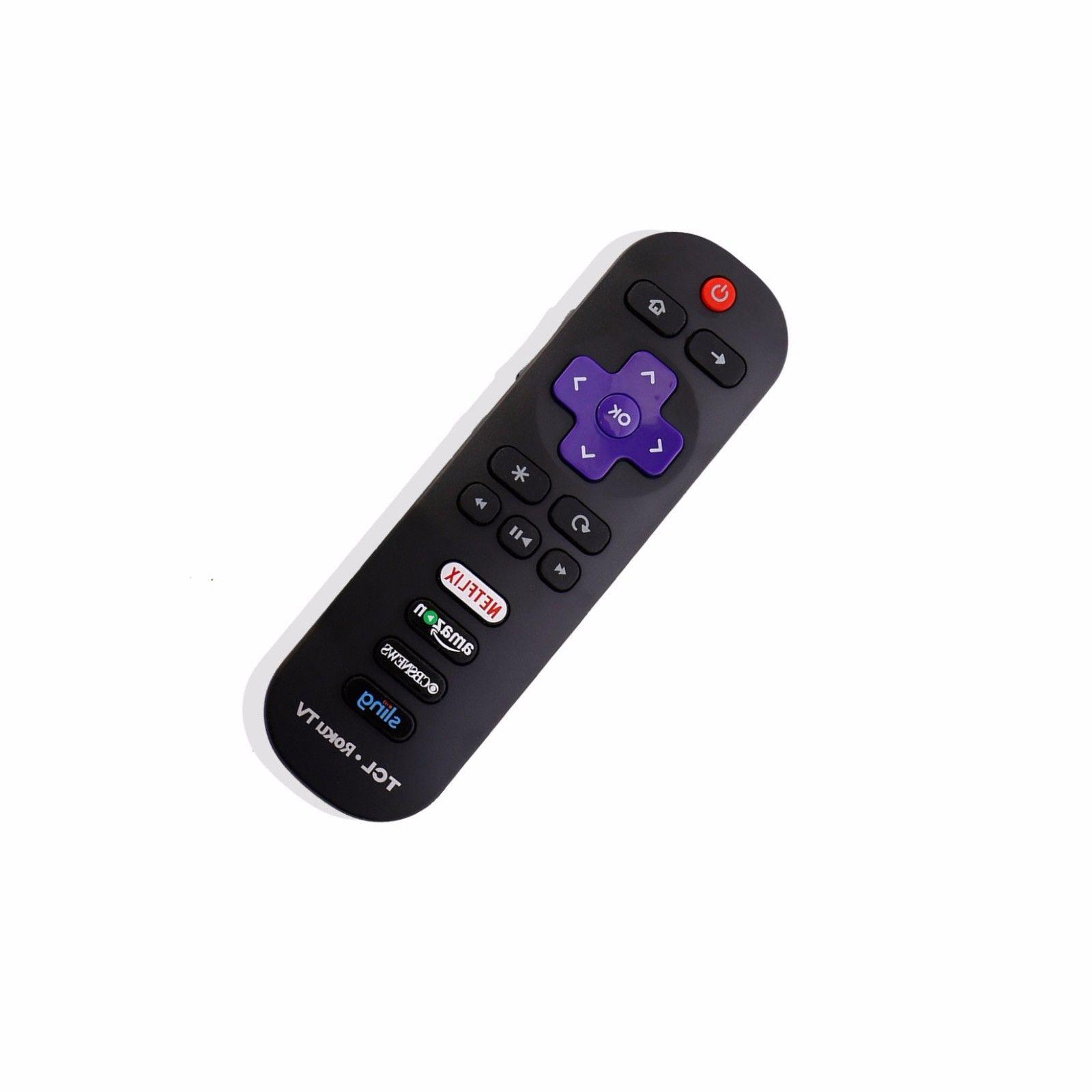 RC280 Remote for TCL ROKU TV 40FS3750 49FP110 43FP110 32FS3