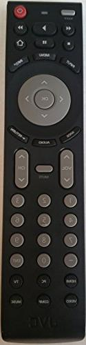 Smartby Remote Control Compatible with JVC Emerald Series Re