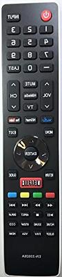 Smartby Remote Control Compatible with Hisense Smart TV for