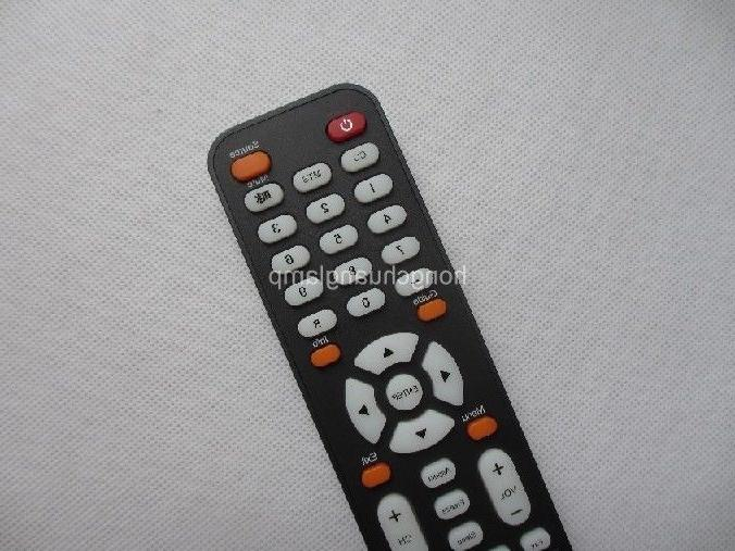 Remote For SCEPTRE X42GV-KOMODO X46BV-FullHD X46BV-1080p LED