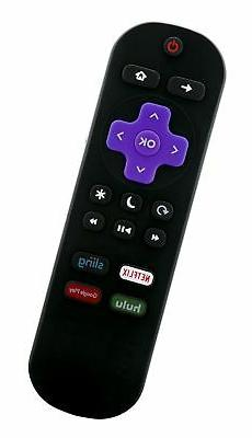 Replaced NS-RCRUS-17 Insignia Roku TV Remote for NSRCRUS17 N
