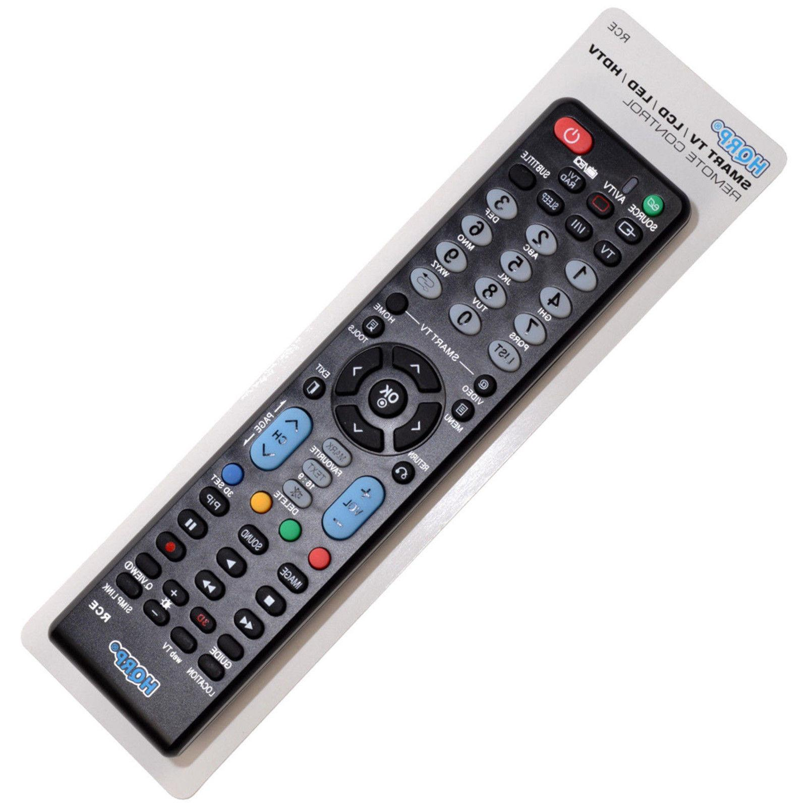Replacement Control for LG LCD HD 1080p 3D Ultra 4K Smart Series TV