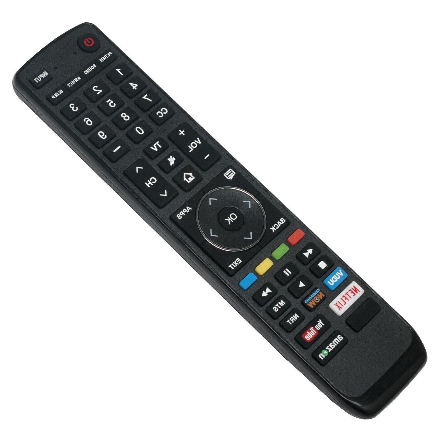 replacement remote en3139s for sharp aquos tv