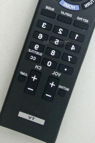 Replacement Remote Sony XBR-65X850A XBR-55X905A TV