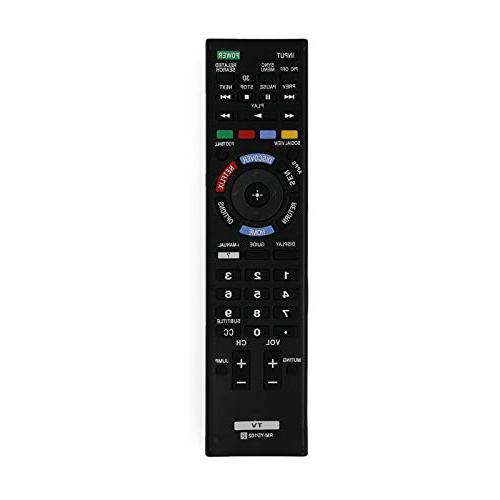 replacement sony rm yd102 tv