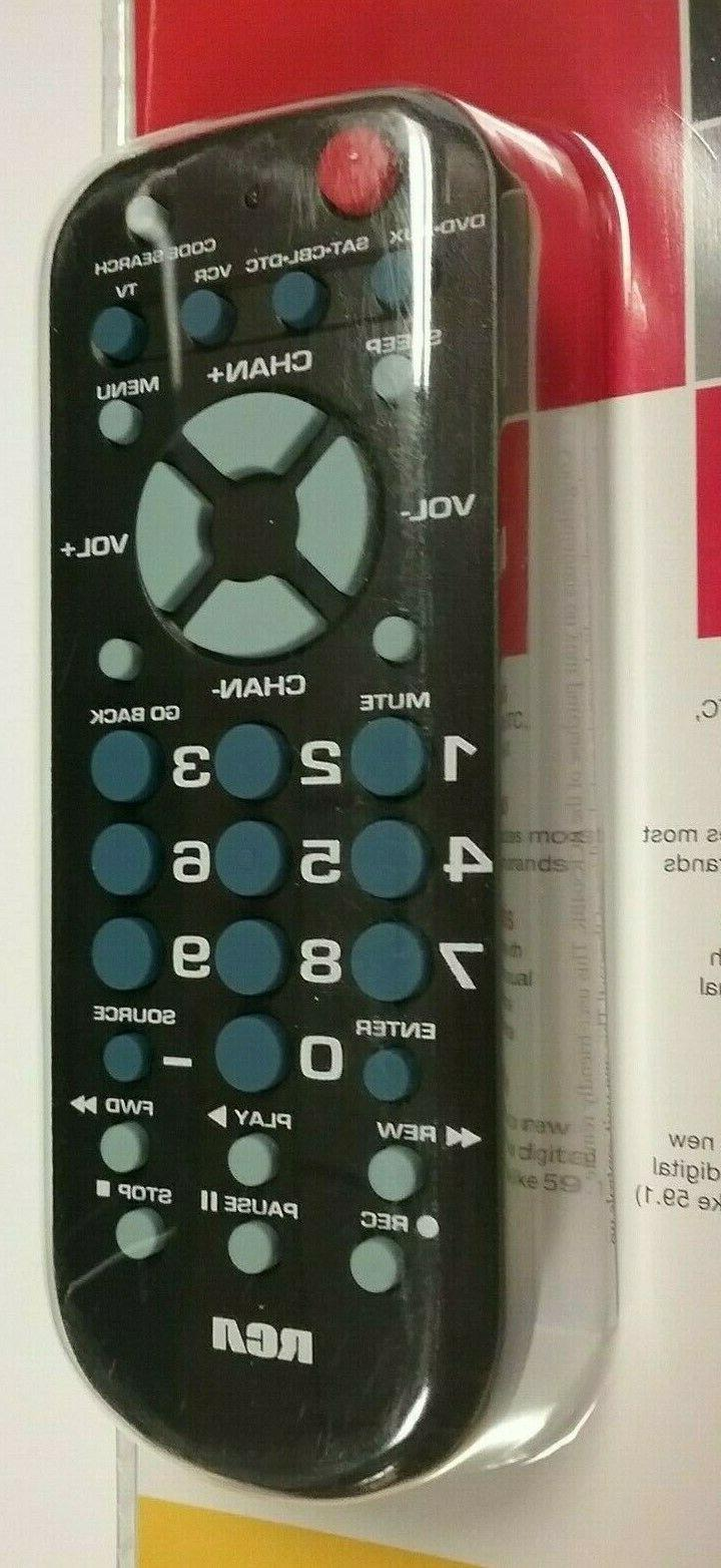 RCA Universal Control for TV
