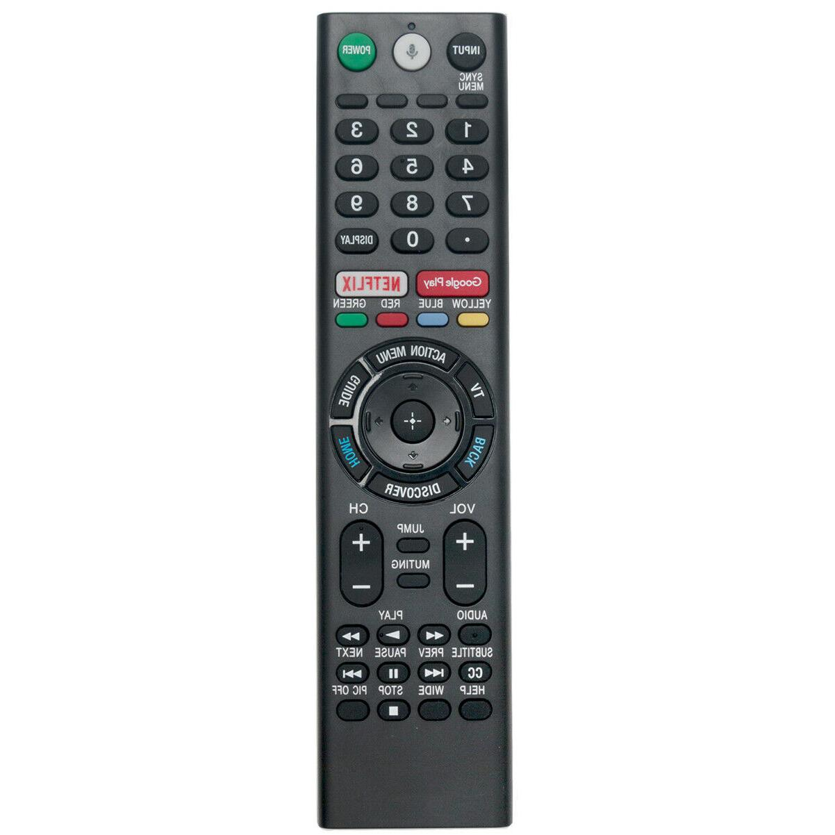 rmt tx200u voice remote replace for sony