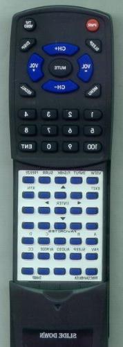 Replacement Remote Control for SHARP LC52D62U, LCG5C32U, LC2