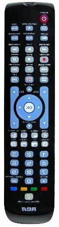 six device learning universal remote