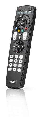 Philips SRP4004/Perfect Replacement Universal Remote Control