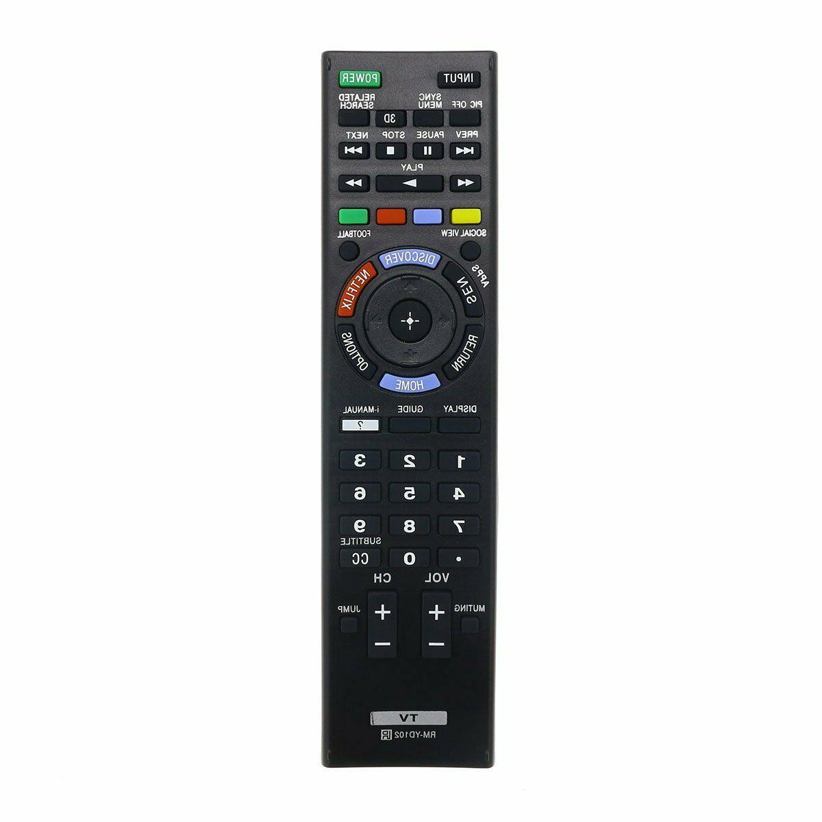 universal replace remote control rm yd102
