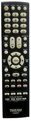 Universal Smartby Replaced Toshiba TV And DVD Blu Ray Remote