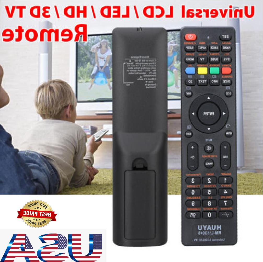 universal replacement remote control for samsung lg
