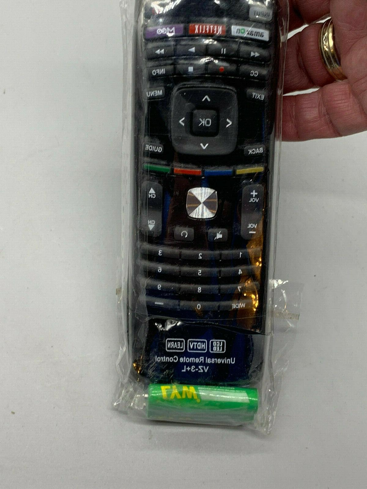 universal tv remote for almost all led