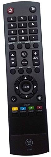 New Westinghouse RMT-22 RMT 22 Remote for WESTINGHOUSE TV EW