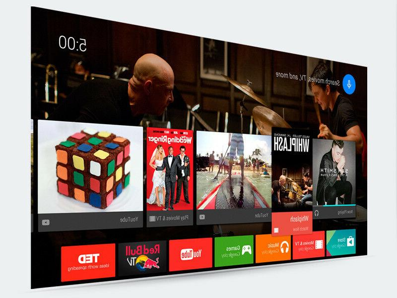 UHD Android TV XBR65X850D NATIVE REFRESH