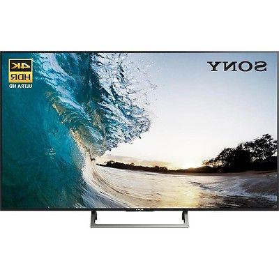 Sony 4K HDR HD Smart LED TV