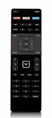 New Control with XUMO Netflix Keys for LED Smart D28H-D1 D32-D1 D32H-D1 D32X-D1 D39H-D0 D48-D0 D50-D1 D55U-D1