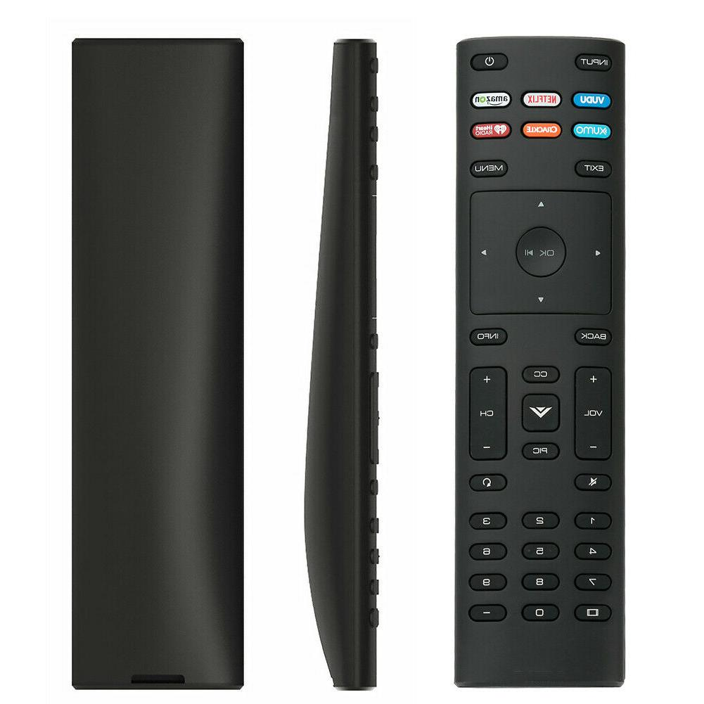 New XRT136 Remote for Vizio TV D24f-F1 D43f-F1 D50f-F1 w/ Vu