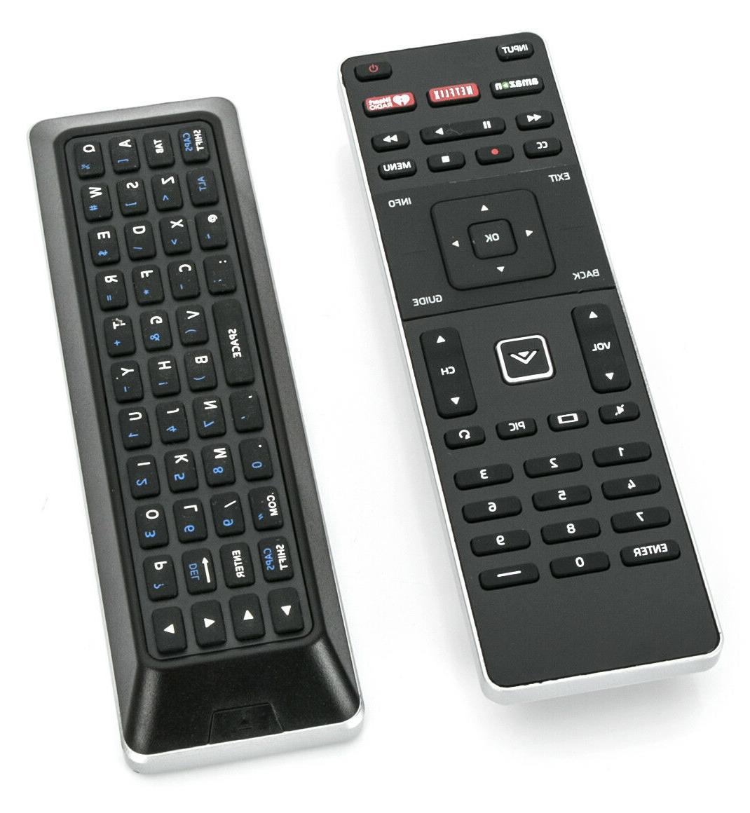 New Smart TV Remote XRT500 with Keyboard Backlight LED