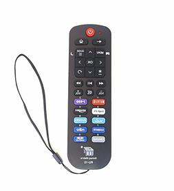 LC-RCRUS-17 Replacement Remote Control Controller For Sharp
