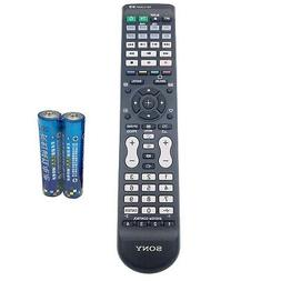 SONY Learning Universal Remote Control RM-VLZ620T with batte