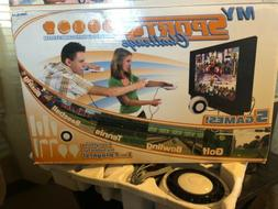 My Sports Challenge Wireless Sports Game System, 5 Games! TV