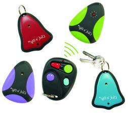 Click 'n Dig Model E4 Key Finder. 4 Receivers. Wireless RF R