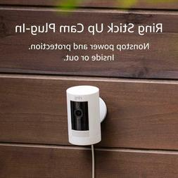 NEW Ring Indoor Cam Compact Plug-In HD Security Camera with