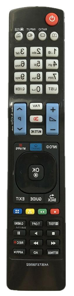 NEW LG 3D TV Replacement Remote Control AKB72915238 for LG L