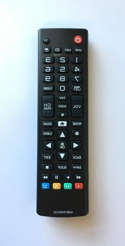 New LG Replacement TV Remote AKB75095330 For LG LCD LED Smar
