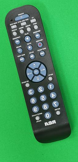 NEW! OEM RCA TV Remote Replacement For RC246 276045<FAST SHI