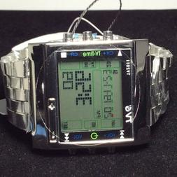 TVG New Rectangle Remote Control Digital Sport watch Alarm r