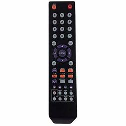 New Remote Control 142020479999K Compatible With Sceptre TV