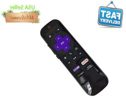 New Remote LC-RCRCA-19 Replace for Sharp Roku TV beIN SPORTS