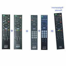 New Replace RM-YD025 Remote Control For Sony BRAVIA LCD LED