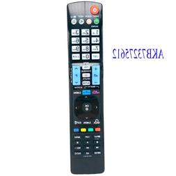 New Replacement <font><b>Remote</b></font> Control AKB732756