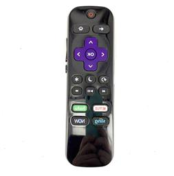 New Replacement For SHARP Roku TV Remote LC-RCRUS-20 w/ NETF
