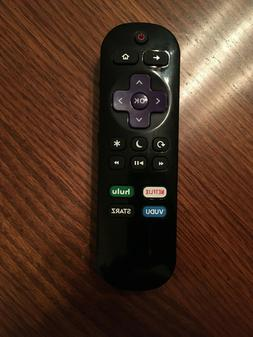 New ROKU Replacement LC-RCRUS-17 For Sharp ROKU TV Remote Co