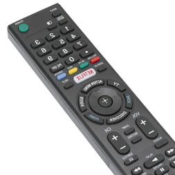 New RMT-TX100U Remote Replace for Sony LED TV KDL50W850C KDL