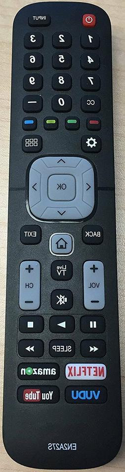 Smartby New Sharp EN2A27S TV Remote Control for 4K ULTRA LED