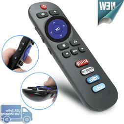 New for TCL Roku Smart TV TLC Remote Control RC280 with Netf