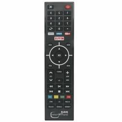 New RCA SmartTVirtuoso Remote Control for RCA Smart TV Virtu