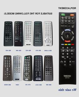 NEW Sony TV Universal Remote by USARMT for RM-YD080 RM-YD087