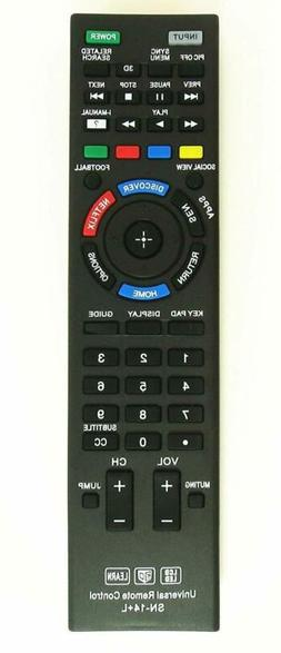 new universal remote control for all sony