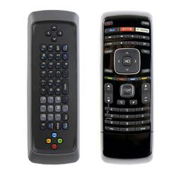 New XRT300 Qwerty Keyboard Remote Control with Vudu for VIZI