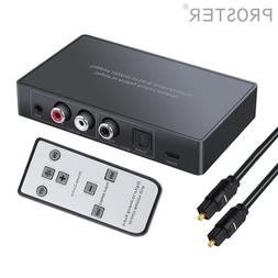 Proster <font><b>Remote</b></font> Control DAC Converter Dig